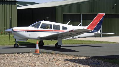 G-OOTC - Piper PA-28R-201T Turbo Cherokee Arrow III - Private