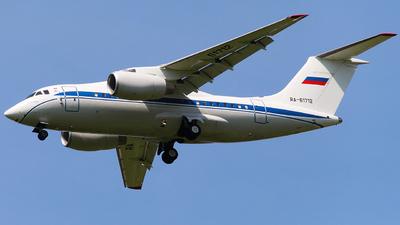 RA-61712 - Antonov An-148-100E - Russia - Federal Security Service