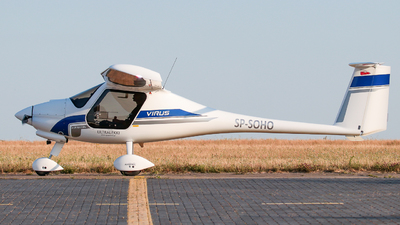 SP-SOHO - Pipistrel Virus 912 - Private