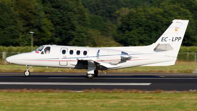 A picture of ECLPP - Cessna 501 Citation 1/SP - [5010232] - © Kelvin Jahae
