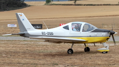 EC-ZQD - Tecnam P2002 Sierra - Private