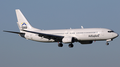 OM-IEX - Boeing 737-8BK - Air Explore