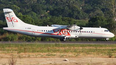 A picture of FOIQR - ATR 72500 - [0862] - © Arif Maulana