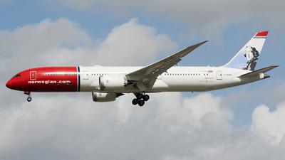 G-CKWN - Boeing 787-9 Dreamliner - Norwegian