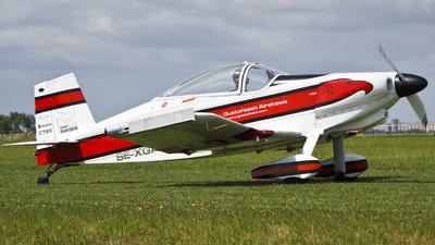 A picture of SEXGA - Thorp T.18 Tiger - [1308] - © Mateusz Szymañski
