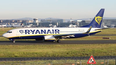 EI-EBX - Boeing 737-8AS - Ryanair
