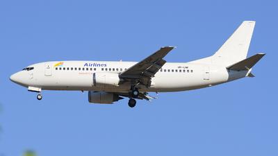 UR-CNF - Boeing 737-3Z0 - Eritrean Airlines (Yanair)