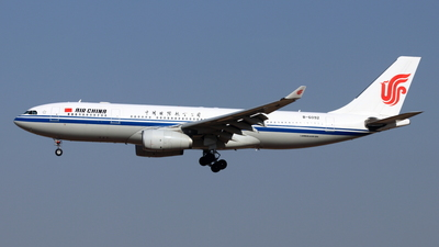 A picture of B6092 - Airbus A330243 - Air China - © NRT Spotter
