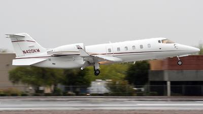 N420KM - Bombardier Learjet 60 - Private