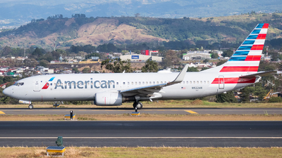 A picture of N922AN - Boeing 737823 - American Airlines - © Alfredo La Red
