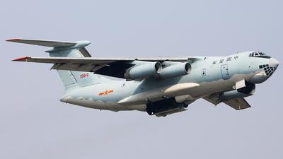 20640 - Ilyushin IL-76 - China - Air Force