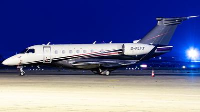 G-FLFX - Embraer EMB-550 Praetor 600 - Flexjet