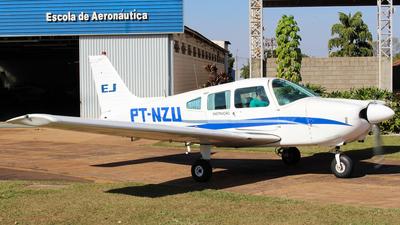PT-NZU - Embraer EMB-712 Tupi - EJ - Escola de Aeronautica Civil