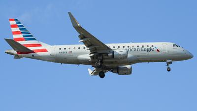 N419YX - Embraer 170-200LR - American Eagle (Republic Airways)
