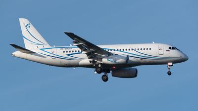 A picture of RA89054 - Sukhoi Superjet 10095LR - Gazpromavia - © AKH