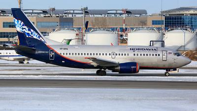 VP-BRG - Boeing 737-53C - Nordavia Regional Airlines