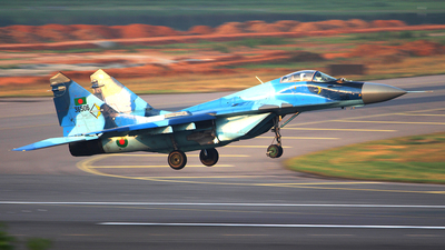 36506 - Mikoyan-Gurevich MiG-29SE Fulcrum C - Bangladesh - Air Force