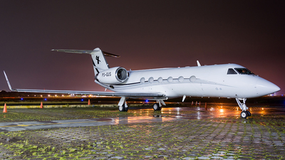 PS-GUS - Gulfstream G-IV(SP) - Private