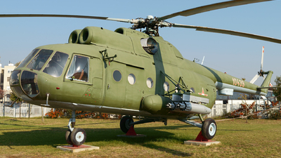 10439 - Mil Mi-8T Hip - Hungary - Air Force