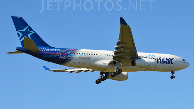 C-GTSJ - Airbus A330-243 - Skyservice Airlines