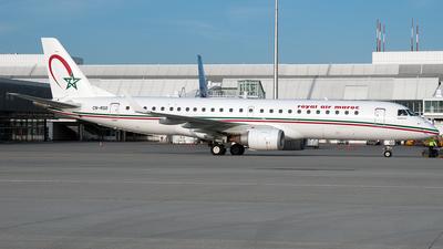 CN-RGO - Embraer 190-100IGW - Royal Air Maroc (RAM)