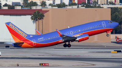 N396SW - Boeing 737-3H4 - Southwest Airlines