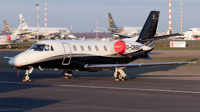 D-CBBB - Cessna 560XL Citation XLS Plus - DC Aviation