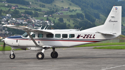M-ZELL - Cessna 208 Caravan - Private