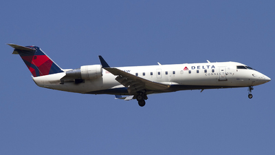 N455SW - Bombardier CRJ-200ER - Delta Connection (SkyWest Airlines)