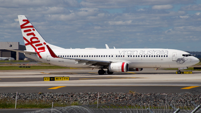 VH-YIO - Boeing 737-8FE - Virgin Australia Airlines