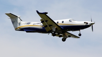 ZS-DER - Pilatus PC-12/45 - Atterbury Group