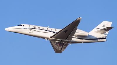 A picture of PPJMT - Cessna 680 Citation Sovereign - [6800534] - © Leandro Luiz Pilch
