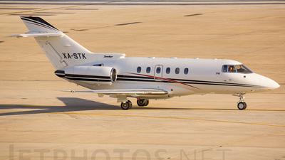 A picture of XASTK - Hawker 800XP - [258383] - © Renato Serra Fonseca