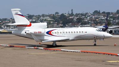 XA-RBI - Dassault Falcon 900EX - Private