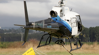 VH-SHD - Eurocopter AS 350B2 Ecureuil - Aeropower