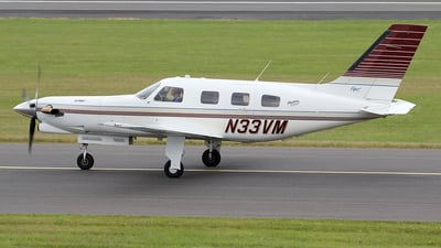 A picture of N33VM - Piper PA46350P Malibu Mirage - [4622179] - © Ian Howat