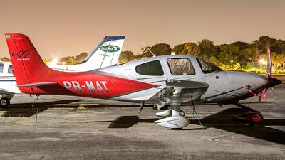 A picture of PRMAT - Cirrus SR22 - [4048] - © Leonardo Carvalho