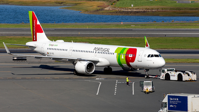 A picture of CSTXC - Airbus A321251NX - TAP Air Portugal - © OCFLT_OMGcat