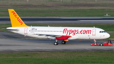 A picture of FWWIH - Airbus A320200N - Airbus - © DN280