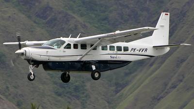 PK-VVR - Cessna 208B Grand Caravan - Susi Air