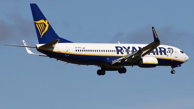 A picture of SPRSG - Boeing 7378AS - Ryanair - © Nigel Fenwick