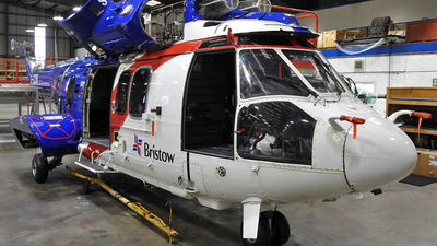 G-ZZSK - Eurocopter EC 225LP Super Puma II+ - Bristow Helicopters