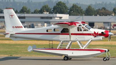 C-GODH - De Havilland Canada DHC-2 Mk.III Turbo-Beaver - Pacific Sky Aviation
