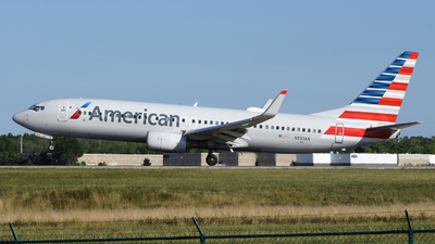 A picture of N933AN - Boeing 737823 - American Airlines - © DJ Reed - OPShots Photo Team