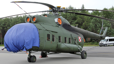 631 - Mil Mi-8 Hip - Poland - Air Force