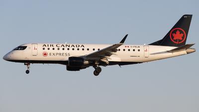A picture of CFEJB - Embraer E175SU - Air Canada - © Shon Fridman