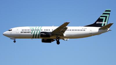 OY-ASA - Boeing 737-405 - AirSeven (Copenhagen Air Taxi)