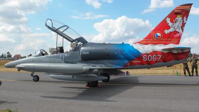6067 - Aero L-159T-1 Alca - Czech Republic - Air Force