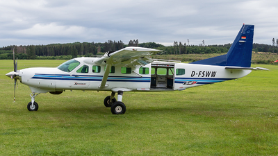 D-FSWW - Cessna 208B Grand Caravan - Skydive Westerwald