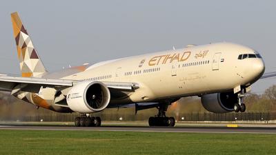 A6-ETE - Boeing 777-3FXER - Etihad Airways